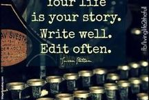 Words | Stories Matter / Because everybody's story is important. #truestory #storiesmatter #encouragement || Learn more about me and my stories at www.cerellasechrist.com