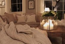 Home - Living room inspiration / by Christy Walcher