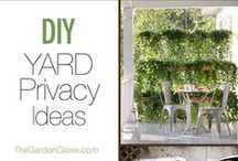 Home - Outdoor inspiration / by Christy Walcher