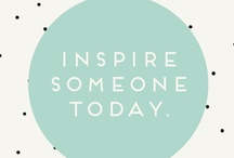 Inspiring / by Craft Supplies for Less, Inspire-Create