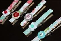 Clothespin Crafts / by Craft Supplies for Less, Inspire-Create