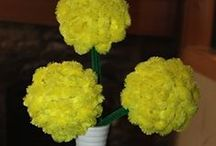 Chenille Stem Ideas / by Craft Supplies for Less, Inspire-Create