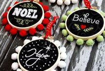 Holiday Crafts & More / by Craft Supplies for Less, Inspire-Create
