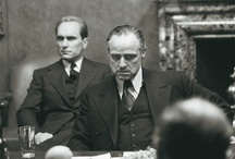 The Godfather / To be real man; watch The Godfather every single day.