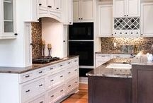 Kitchen ideas / I Plan on remodeling my kitchen in the next few years, this album is for all ideas that can make my dream kitchen.   =) / by Kahla Carter