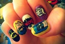 Nails. / by Kristin Elizabeth