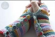 Crochet/Sewn - Hats, Gloves & Scarves / by Christy Walcher
