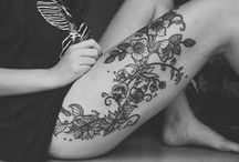 Ink inspiration and piercing / by Melissa Weiss