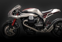 Motorcycle : Next Bike Details Ideas / Ideas to make transform a moto guzzi griso se 2012 in more cafe racer styled motorbike / by Up-her.com