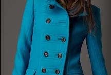 Jackets. / by Kristin Elizabeth