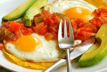 Breakfast. / by Kristin Elizabeth