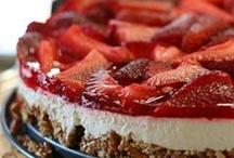 All desserts all the time / by Ellen Hollenstein