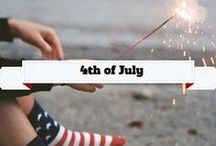 4th of July / Our family has been in the fireworks business for over 50 years and have been celebrating the fourth righteously ever since. / by Wedding Sparklers USA