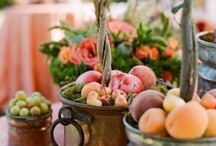 Wedding Inspiration - Peach Wedding