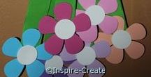 ::Craft Foam Ideas:: / From Foam Visors to Door Hangers, Flowers to Stars, here are a few new creations you can make with Craft Foam!