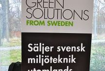 GREEN SOLUTIONS MAGAZINES / The hottest and most innovative Green and Sustainable solutions from Sweden and the Nordics.