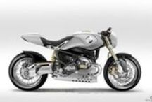 Motos: Design & Concept / Not real (yet) but should be, bikes / by Up-her.com