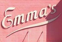 Emma's room moodboard