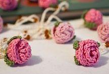 Crochet - Flowers & Shapes   / by Christy Walcher