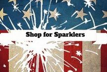 Shop our Products / Are you looking to buy sparklers online? Wedding Sparklers USA is a specialty retailer of Name Brand Sparklers. Why buy inferior Generic Sparklers? / by Wedding Sparklers USA