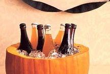 Pumpkin Beer & Carving Party