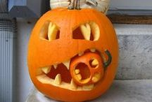 Halloween Decorating Ideas / Spooky, humorous and DIY Halloween decorating tips, tricks and inspiration.