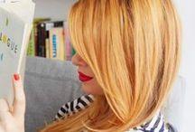 Hair Colours / by Viola Baier