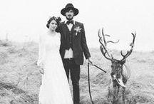 Autumn Wedding Inspiration / Autumn wedding themed ideas and inspiration