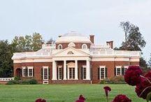 Monticello - Thomas Jefferson
