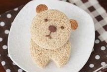 Cute Foods & Snacks
