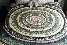 Crochet/Sewing - Blankets/Throws/Bedspreads / Blankets / by Christy Walcher