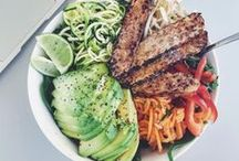 Food For the Soul / Feed your soul with these delicious and (mostly) healthy recipes!