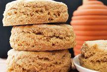 Biscuits, Scones & Rolls