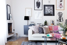 interiors / by Sarah Summers Burwell