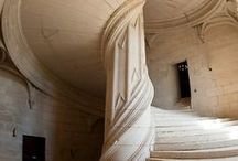 Stairs File / Interesting and fabulous stairs and stairwells.