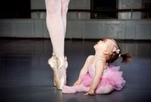 Dance - it's my get-a-way.. what's yours? / by Evelina