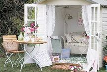 Romantic and Shabby Chic / by Angel Sadal