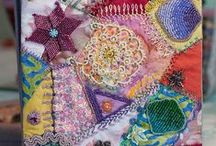 quilted postcards / by Laurie Brown