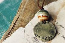Kylie Parry Studios / Handbuilt ceramics and stoneware art beads. www.kylieparry.etsy.com