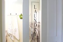 Laundry Rooms & Mud Rooms File / Ideas and inspiration for laundry rooms and mud rooms