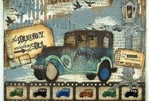 Tim Holtz is why I have to work! / by Laurie Brown