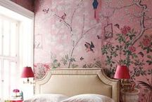 Chinoiserie File / Beautiful examples of Chinoiserie