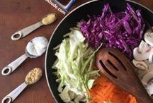 Simple Recipes - Savory / Simple recipes to keep your mealtimes healthy, and delicious.  / by Joyful Abode