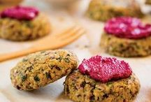 Fresh Recipes! / Give your meals a little extra sparkle (while keeping them healthy!).