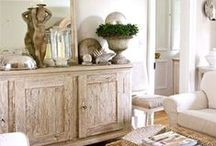 Coastal Style File / Rooms, accessories and interior design with a coastal or beach theme