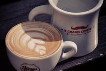 9 grams coffee / Small coffee shop roastery in Zilina (Slovakia).