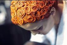 RUNWAY HAIR / by Roxanne Genejuarez