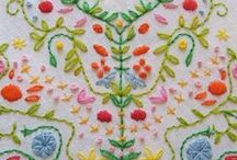 Crafts - Embroidery / by Emily Chapelle