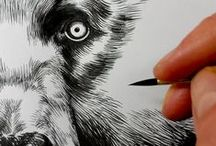 Illustrations / by Maria Yang