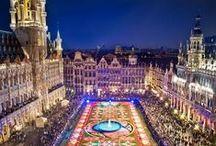 Travel: Belgium / Pin-worthy articles and photos of Belgium. #travel